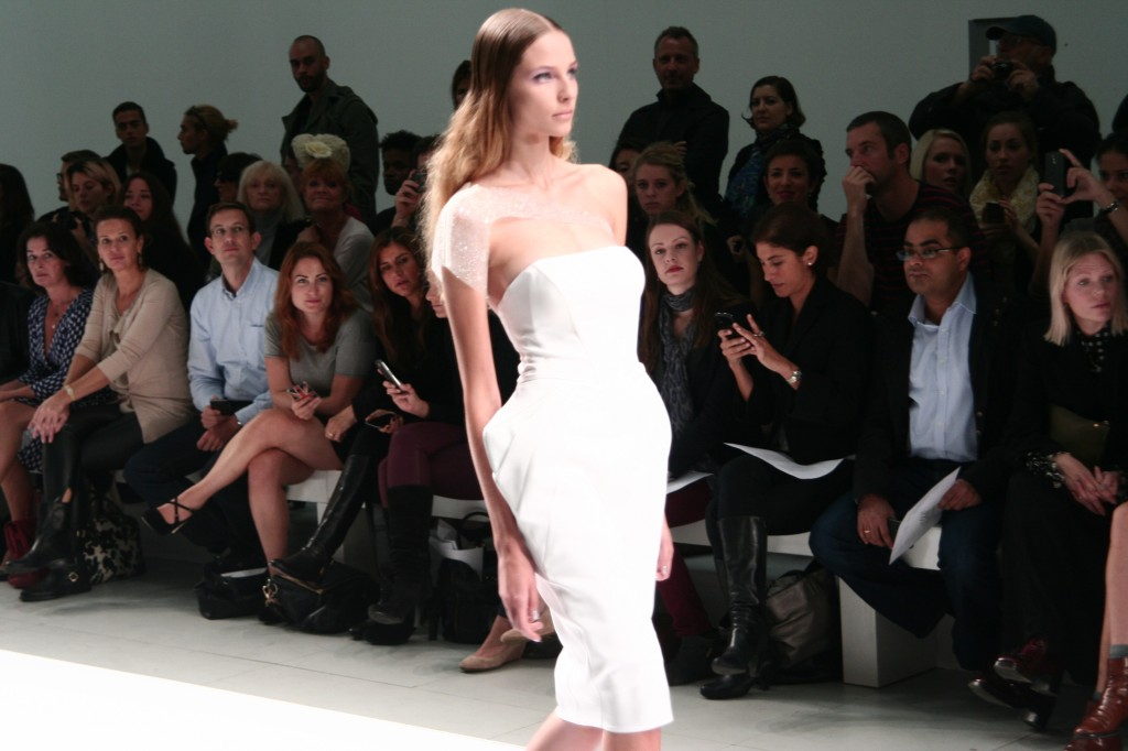 IMG 0920 1024x682 Fashion Week SS 2013 // Défilé Arzu Kaprol