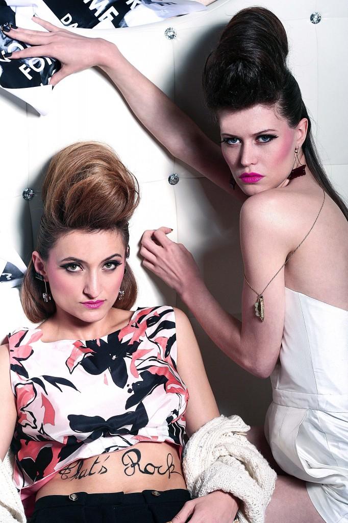 blog mode look filles 682x1024 Shoot Casting Les fausses parisiennes x Le Boulevardier sur lExpress Styles