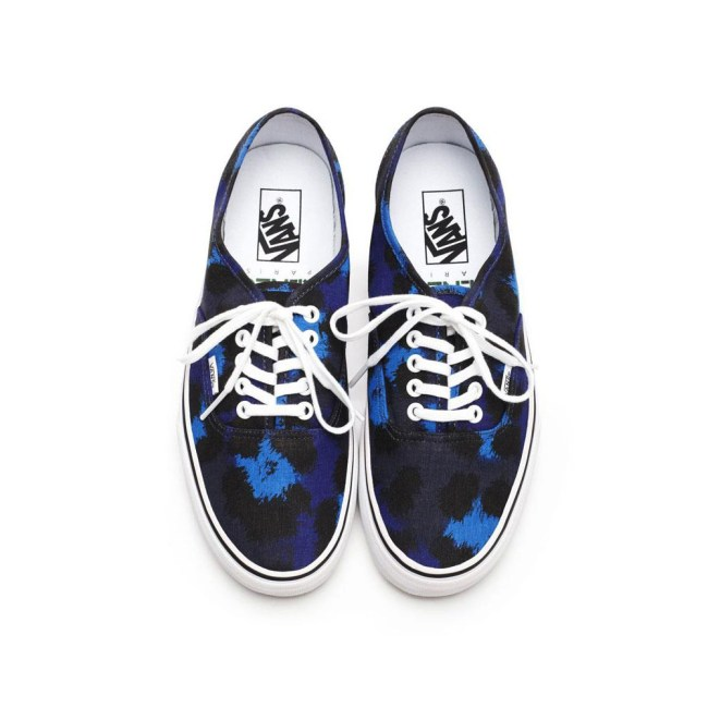 kenzo vans collection capsule blog mode jungle fever Kenzo x Vans