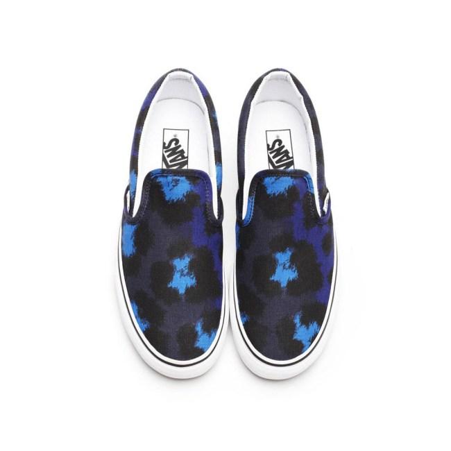 kenzo vans leopard slippers jungle fever Kenzo x Vans