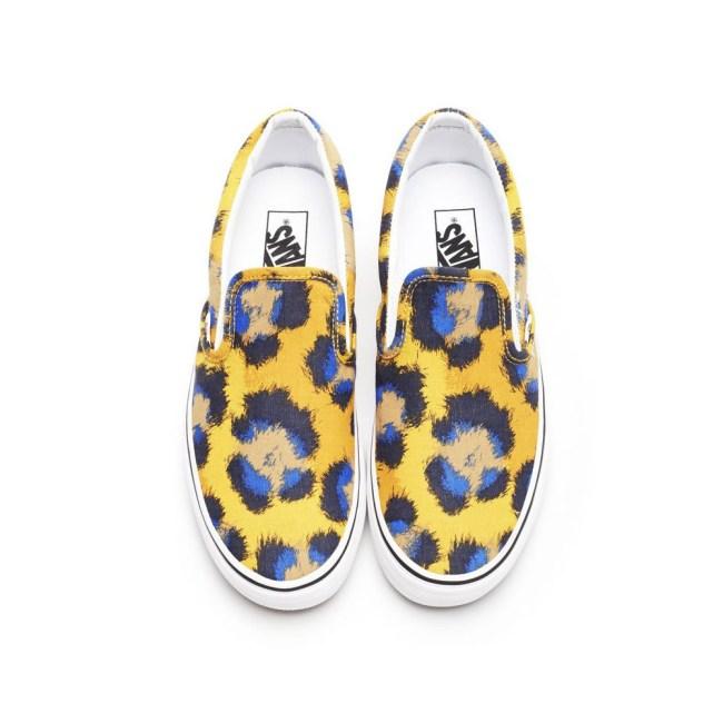 vans kenzo blog mode leopard jungle Kenzo x Vans